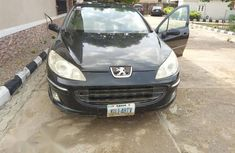 Peugeot 407 2001 Black for sale