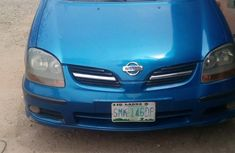 Nissan Almera 2000 Tino Blue foor sale
