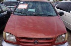 Toyota Sienna 1999 Orange for sale
