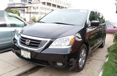 Honda Odyssey 2008 Touring Black for sale