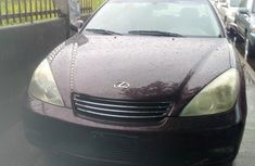 Lexus ES 330 Sedan 2004 Beige for sale