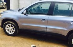Volkswagen Tiguan 2010 S 4Motion Gray for sale