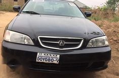 New Acura TL 2002 Type S Black for sale