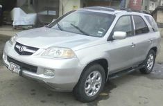 Acura MDX 2002 Gray for sale
