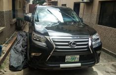 Lexus GX 2016 Black for sale