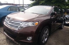 Almost brand new Toyota Venza Petrol for sale