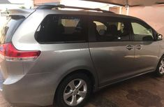 Toyota Sienna 2012 LE 8 Passenger Silver for sale