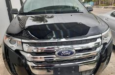 Ford Edge 2011 Petrol Automatic Black for sale