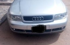 Audi A4 2001 2.4 Silver for sale
