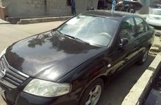 Nissan Sunny 2010 Black for sale