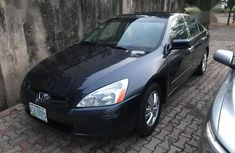 Honda Accord 2003 Automatic Black for sale