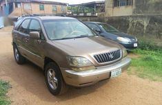 Lexus RX 2000 Brown for sale