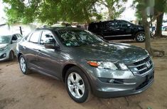 Honda Accord CrossTour 2010 EX-L AWD Gray for sale