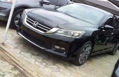 Honda Accord 2015 Petrol Automatic Black for sale