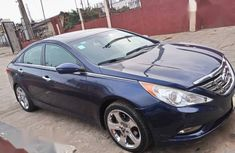Hyundai Sonata 2010 Blue for sale