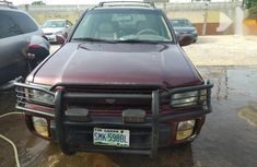 Nissan Pathfinder Automatic 2001 red for sale