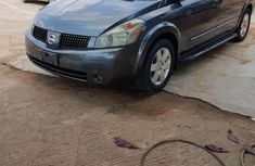 Nissan Quest 2005 3.5 Gray for sale