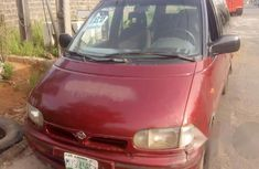 Nissan Serena 1999 2.0 Red for sale