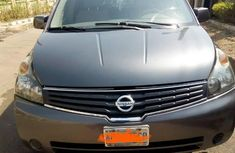 Nissan Quest 3.5 2008 Gray for sale
