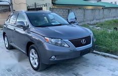 Lexus RX 350 AWD 2012 Gray for sale
