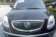 Buick Enclave 2015 Black for sale