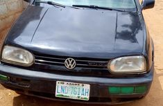 Volkswagen Golf 1998 Black for sale