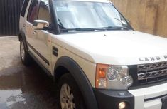Land Rover LR3 2007 HSE White for sale