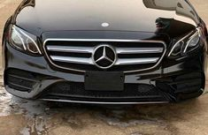 New Mercedes-Benz E300 2017 Black for sale