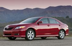 Tips for buying used Toyota Camry