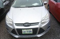 Ford Focus 2014 Silver for sale