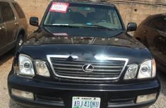 Lexus LX 2003 ₦1,200,000 for sale
