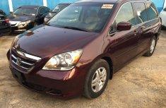 2007 Honda Odyssey Automatic Petrol for sale