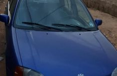 Toyota Starlet 1998 Blue for sale