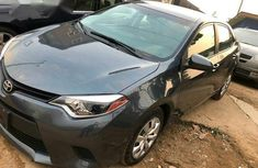 Toyotal Corolla 2014 Gray for sale