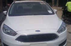 Ford Focus 2016 White for sale