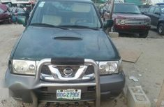 Nissan Terrano 2004 Green for sale