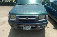 Nissan Xterra 2000 Automatic Green for sale