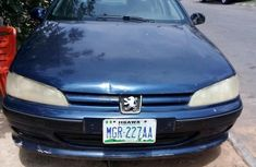 Peugeot 406 1998 Blue for sale