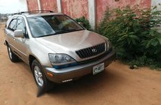 Lexus RX 2001 Gold for sale