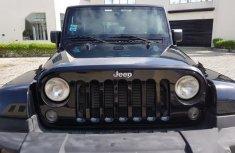 Jeep Wrangler 2014 Black for sale