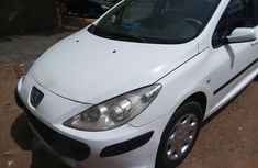 Peugeot 307 2003 White for sale