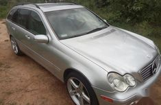 Mercedes-Benz C230 2003 Silver for sale