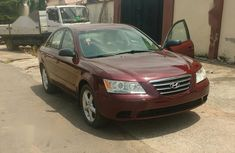 Hyundai Sonata 2009 2.0 CRDi Automatic Red for sale