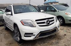 Mercedes-Benz GLK-Class 2014 350 4MATIC Whitefor sale