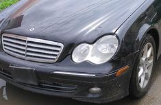 Mercedes-Benz C280 2010 Black for sale