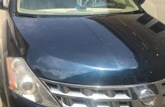 Nissan Murano 2007 3.5 V6 4WD Blue for sale