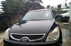 Hyundai Veracruz 2008 GLS Black for sale