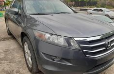 Honda Accord CrossTour 2010 Petrol Automatic Black for sale