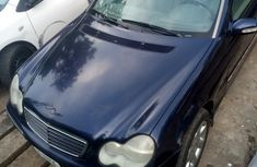 Mercedes-Benz C240 2003 Bluefor sale