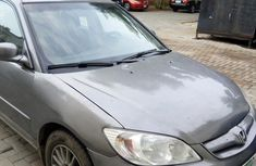 Honda Civic 2005 Coupe EX Automatic Gray for sale